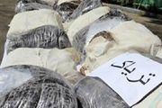 دستگیری 6 سوداگر مرگ در شهرضا / کشف 347 کیلوگرم تریاک