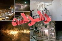 30 درصد شهر ثلاث نیم ساعت با خاموشی پس از زلزله مواجه شد/ روستاها باکمباری برق روبرو هستند