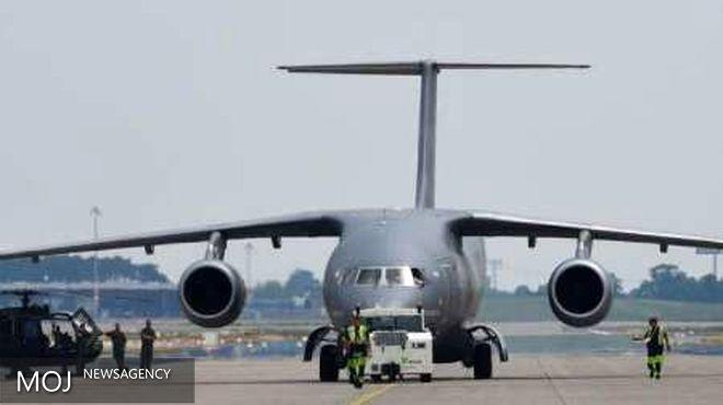 فرود اضطراری هواپیمای سودانی در عربستان