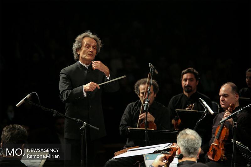جزئیات برنامه ارکستر سمفونیک تهران در خرداد 98
