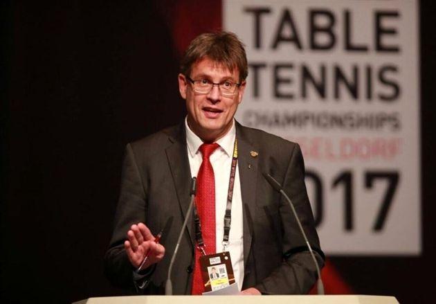 انتقاد رئیس فدراسیون جهانی تنیس روی میز از دولت آنگلا مرکل