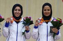 امامقلینژاد اولین طلایی ایران در بازیهای کشورهای اسلامی/ الهه احمدی نقره گرفت