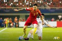 یونی: مقابل ایران بازی سختی داشتیم/بازی در ورزشگاه آزادی جالبتوجه است