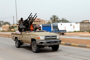 هدف قرار دادن چندین پایگاه در طرابلس توسط نیروهای حفتر
