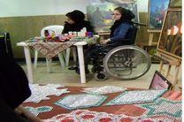 برپایی نمایشگاه توانمندی های مددجویان کرمانشاهی