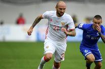 اجازه فیفا به مدافع دورگه روسها برای بازی برابر ایران