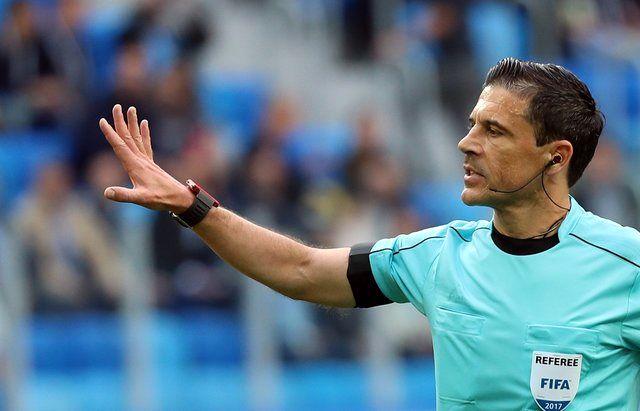 مازیچ داور فینال جام کنفدراسیونها شد