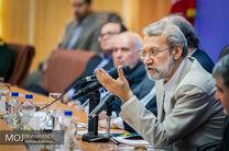 لاریجانی: علاقه مندیم کابینه از توانمندی متناسب با شرایط کشور برخوردار باشد