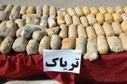 کشف بیش از 147 کیلو تریاک در خورو بیابانک/ دستگیری 2 سوداگر مرگ
