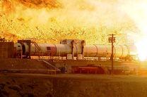ناسا بوستر قدرتمندترین راکت دنیا را آزمایش می کند