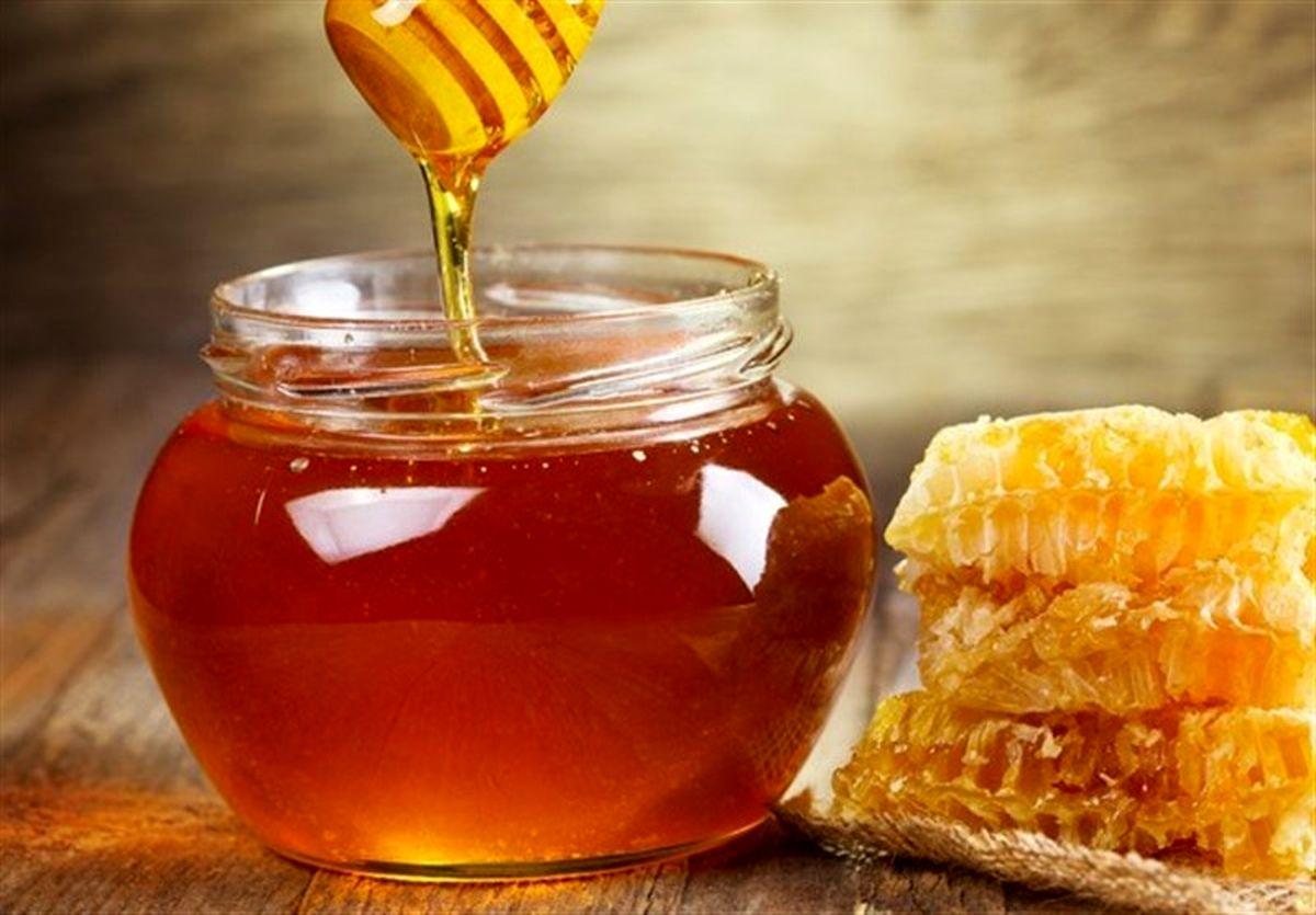 قیمت انواع عسل در بازار 7 مهر 1400