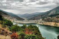 ذخیره آب سد شهید رجایی ساری به کمتر از 40 میلیون متر مکعب رسید