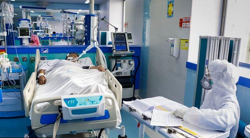 شناسایی 172 بیمار جدید مبتلا به کرونا در اصفهان / 990 نفر تعداد کل بستری شده ها