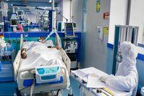 فوت 6 بیمار کرونایی در 24 ساعت گذشته