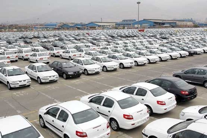 2 میلیون و 300 هزار دستگاه خودروی سواری در کشور تولید شد