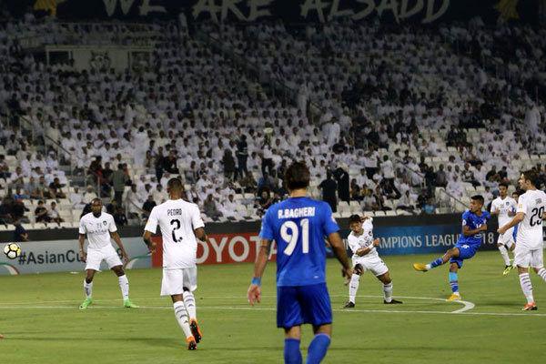 نتیجه بازی استقلال و السد قطر/ حذف تلخ استقلال از لیگ قهرمانان آسیا