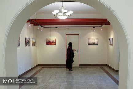 افتتاح چهارمین جشنواره ملی عکس آب