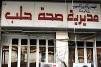 مراکز درمانی حلب بسیار فعال است