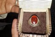 انگشتر سردار سلیمانی ثبت ملی شد