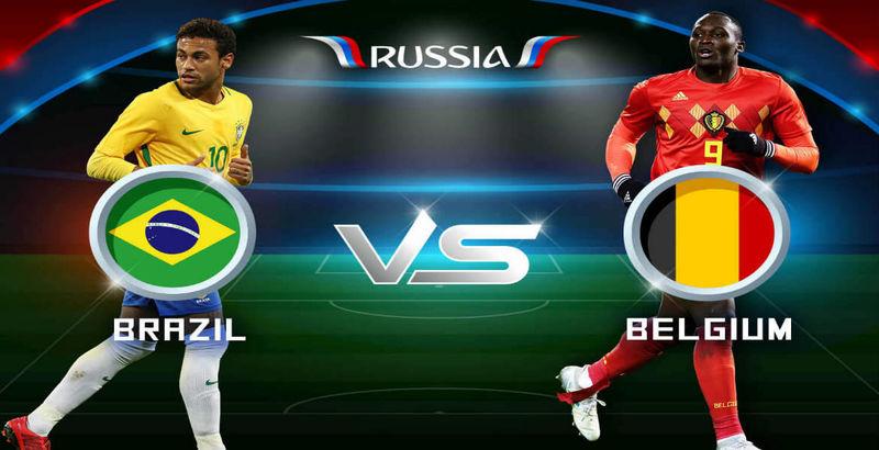 ترکیب احتمالی برزیل مقابل بلژیک مشخص شد