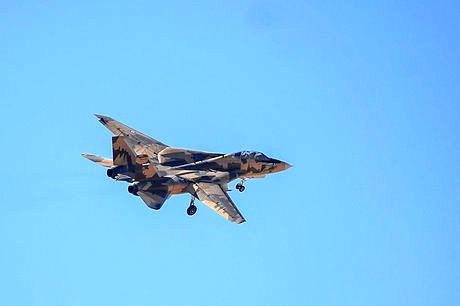 آغاز مرحله عملیاتی رزمایش نیروی هوایی ارتش از فردا