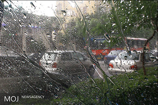 بارش باران در شمال، شمالغرب و شرق کشور / پدیده گرد و خاک در مناطق مرکزی