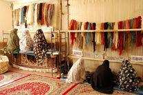 تولید فرش دستباف در شهرستان بشاگرد