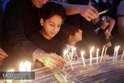 مراسم عزاداری شام غریبان حسینی (ع)
