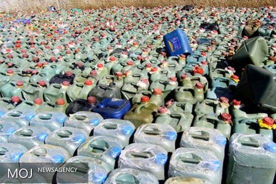 جریمه. ۱۵٫۵ میلیارد تومانی قاچاقچیان سوخت و کالای خارجی