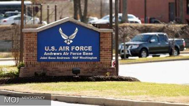 پایگاه هوایی «اندروز» در مریلند آمریکا در پی تیراندازی بسته شد