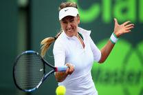 انصراف ویکتوریا آزارنکا از مسابقات تنیس اپن استرالیا