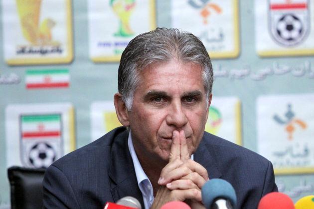 کیروش فردا وارد تهران می شود