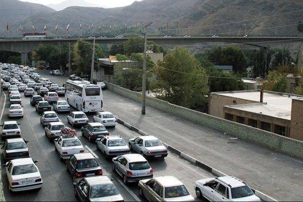 چالوس از ساعت 23 مسدود می شود/ پرترافیک ترین محور های کشور