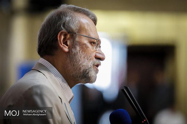 لاریجانی: تجدید جنگ سرد به نفع هیچ کشوری نیست