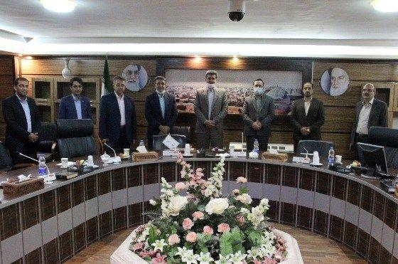 رییس بیمارستان شهید صدوقی از فرماندار یزد تقدیر کرد