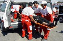 امدادرسانی نجاتگران هلال احمر به بیش از 190 حادثه دیده طی هفته گذشته در اصفهان