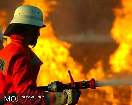 مصدومیت دو کودک بر اثر انفجار گاز در نایین