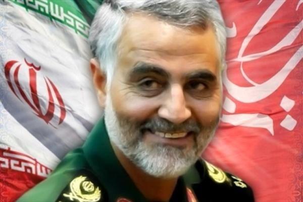 سرلشکر قاسم سلیمانی در اصفهان سخنرانی می کند