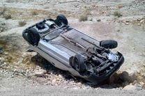 برخورد خودرو پراید با دیوارهای بتونی یک کشته برجای گذاشت