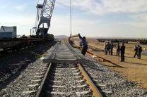 راه آهن اردبیل_ میانه ۵۵ درصد پیشرفت فیزیکی دارد
