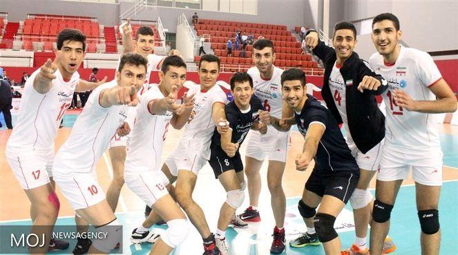 قطر مغلوب قدرت جوانان ایران شد