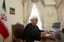 روحانی روز ملی مغرب را تبریک گفت