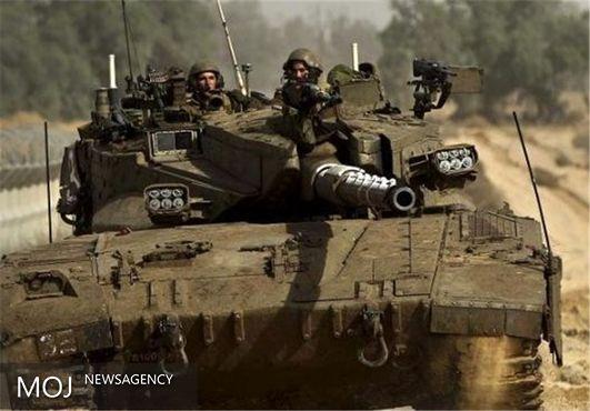 شهرک نشینان صهیونیست به کشاورزان فلسطینی یورش بردند