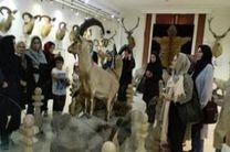بازدید اعضای کانون محیط زیست محلات از موزه حیات وحش دارآباد