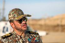 بازدید سرتیپ صباحی فرد از گروه پدافند هوایی دزفول