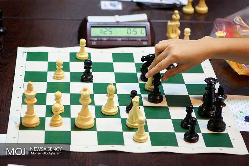 نتایج دور هشتم مسابقات شطرنج ایروفلوت روسیه