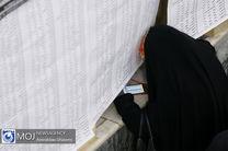 نتایج انتخابات مجلس در حوزه های چهارمحال و بختیاری مشخص شد