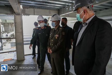 مراحل پایانی ساخت انبوه واکسن کرونا فخرا در وزارت دفاع