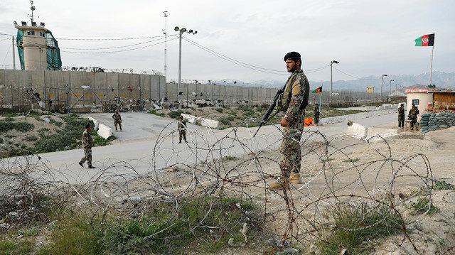 حمله طالبان به یک پایگاه نظامی ارتش افغانستان در ولایت هلمند