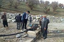 15 کیلومتر شبکه آب روستای پاکل شهرستان ایلام اصلاح می شود